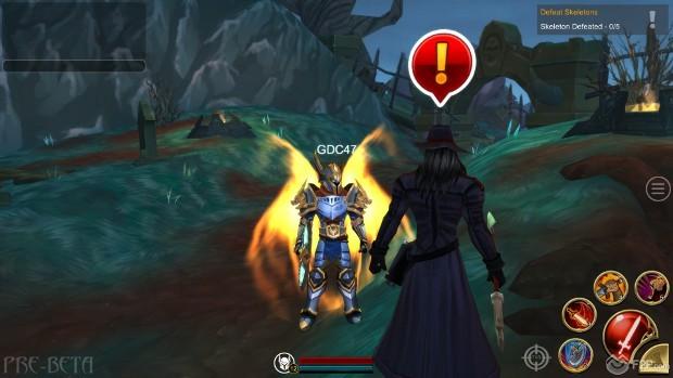 Adventure Quest 3D Rolls Into Closed Beta - MMO Bomb