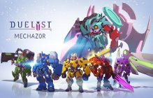 Duelyst Gets Built-In Game Streaming Feature, Plus! Legendary Skins For Generals