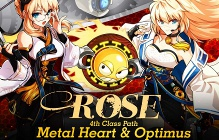 Elsword Introduces Mecha Job Path For Rose