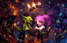 New Hearthstone Adventure Being Announced July 28