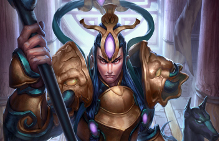 SMITE Mid-Season Patch Introduces New Chinese Pantheon God