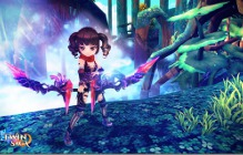 Twin Saga Founder's Beta Date And Combat System Revealed