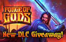 Forge of Gods New Steam DLC Giveaway (Team of Justice Pack)