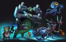 Hybrid MOBA/RTS Guardians Of Atlas Now Live; Day9 Contributed To Design