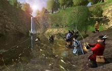 LOTRO Harnkegger Fishing