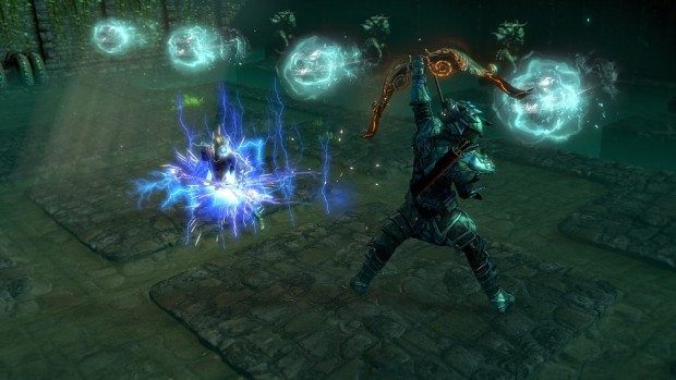 Path of Exile Atlas of Worlds 1