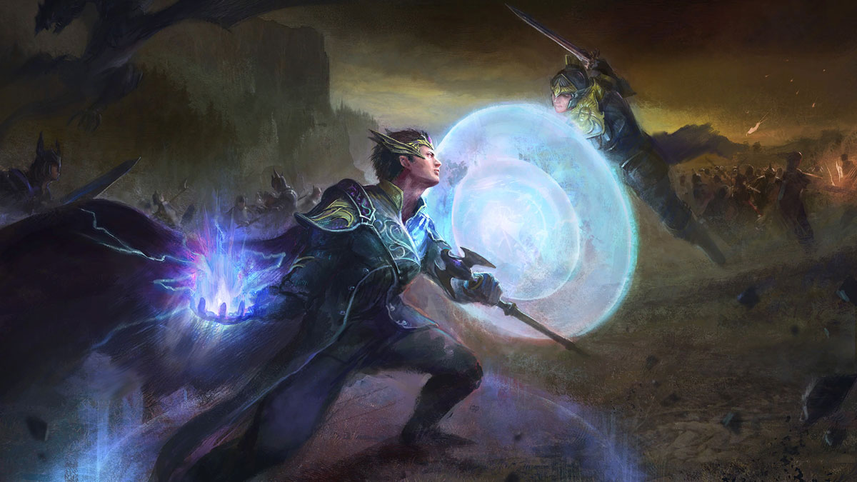 riders of icarus characters