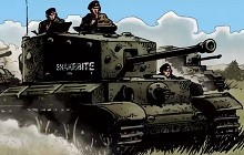 World of Tanks Roll out comic
