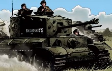 First Issue Of Dark Horse World Of Tanks Comic Releases Tomorrow, Aug. 31