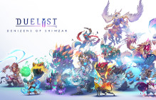 Duelyst Denizens of Shim'zar Arrives August 30