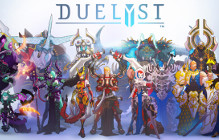 Duelyst Launches On Steam Just Before First Expansion Releases