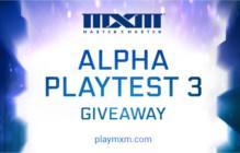 MXM Alpha Test 3 Key Giveaway (More Keys!)