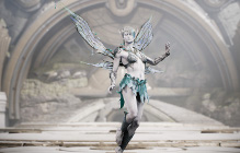 The Fey Enters Battle In Paragon