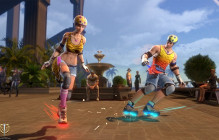 Skyforge Relentless Onslaught Update Introduces New Test Area, D-Series Distortions