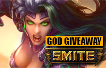 SMITE Gods Giveaway Terra, Osiris, and Chang'e (PC ONLY)