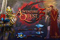 AdventureQuest 3D Steam Early Access and Treasure Chest Giveaway