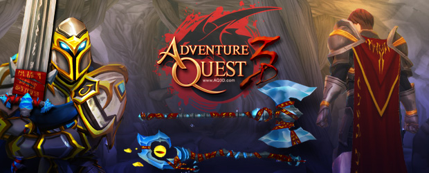 AdventureQuest 3D Steam Early Access and Treasure Chest