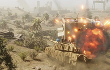 Armored Warfare's Upcoming Global Operations Game Mode Mixes PvE And PvP Objectives