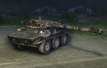 Armored Warfare's 0.17 Update Now Live, Adds Huge PvP Map