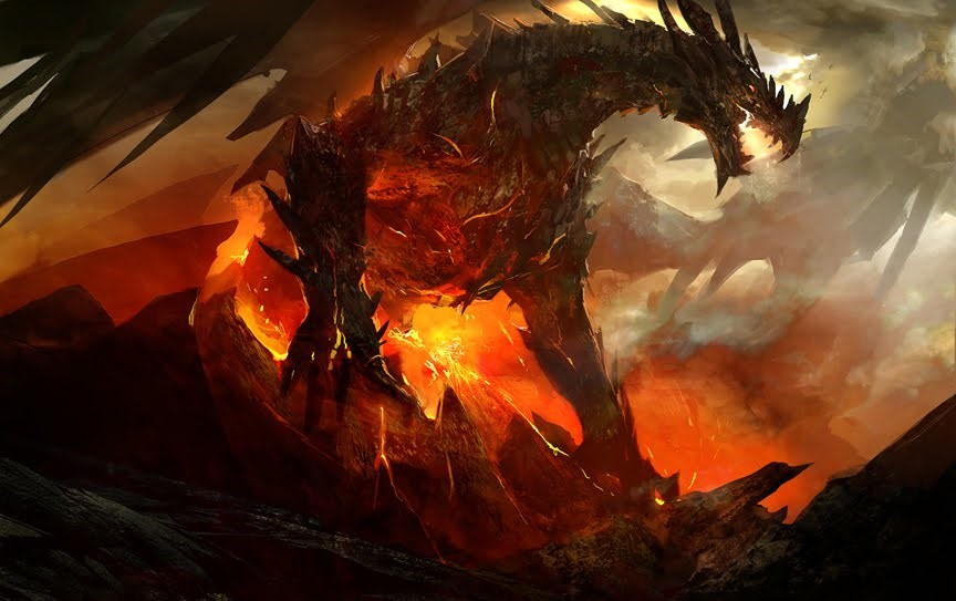 Fall Into The Ring of Fire In Guild Wars 2's Next Update, Coming Sept. 20