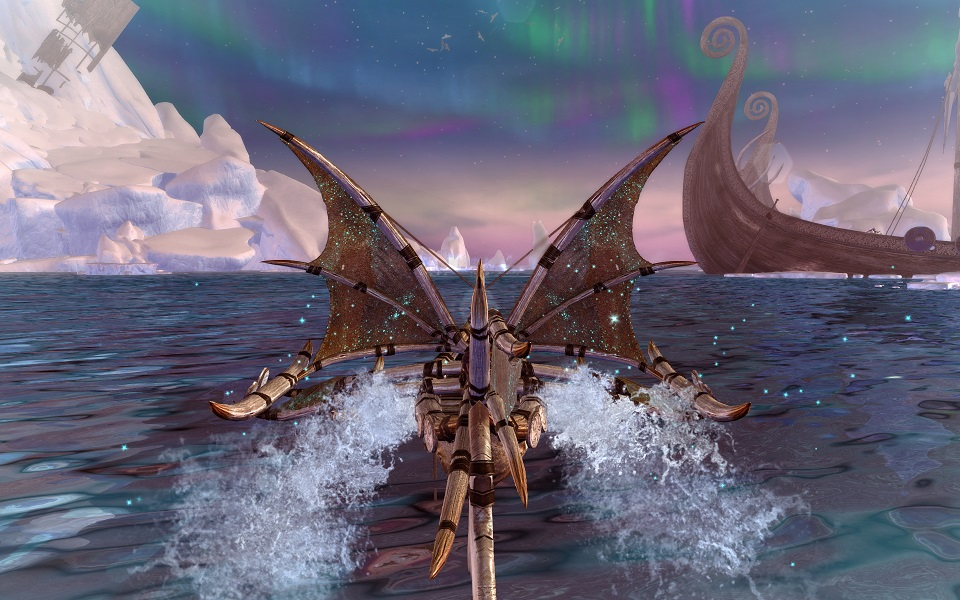 Storm King's Thunder: Sea of Moving Ice Chills Neverwinter In November
