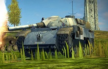 World of Tanks Blitz Adds Two Vehicles From Valkyria Chronicles