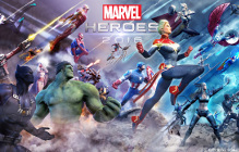 Gazillion Teams With Ubitus To Launch Marvel Heroes 2016 In South Korea