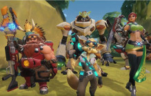 Paladins Heading to PlayStation 4 and XBox One