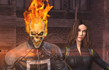 Marvel Heroes 2016 Celebrates Agents of S.H.I.E.L.D Return With Quake and Ghost Rider Heroes