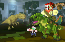 Trove's Prehistoric Content Arrives With The Dino Tamer And Jurassic Jungle
