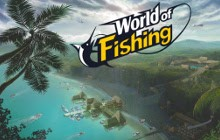 world of fishing feat