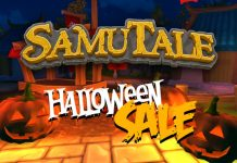 SamuTale Offers 30% Off Founder's Packs In Halloween Sale