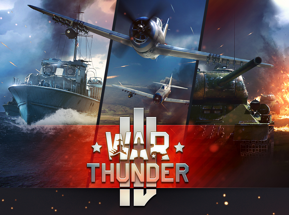 Four Years of Thunder Flying to War TV Episode -