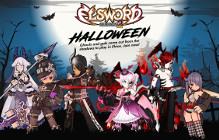 Elsword Turns Into A Zombie Dance Party For Halloween