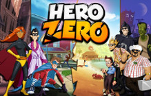 Browser Game Hero Zero Celebrates Halloween