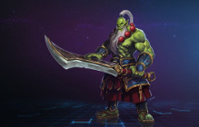 Warcraft's Samuro: The Blademaster Joins Heroes Of The Storm