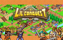 LOYGAME Releases PC Flash Game Lil' Conquest