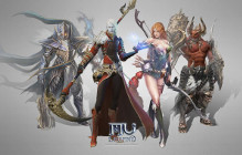 Webzen Offers Players A Peek At MU Legend Gameplay