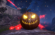 The Great… Er… Giant Pumpkin Is Coming To Riders Of Icarus