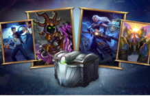 SMITE 2017 SWC Digital Loot Pack Giveaway