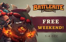 PSA: Play Battlerite For Free December 1st – 4th