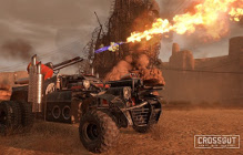 "Crossout Adding New Competitive Game Mode ""Clan Wars"""