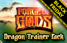 Forge of Gods Dragon Trainer Pack Giveaway (Steam)