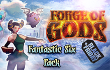 Forge of Gods Black Friday Steam DLC Giveaway
