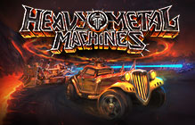 Heavy Metal Machines Closed Beta key Giveaway (More Steam Keys)