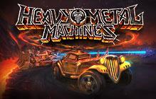 Heavy Metal Machines Closed Beta key Giveaway (More Steam Keys)