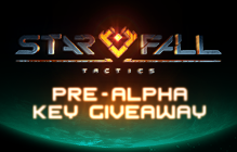 Starfall Tactics Faction Wars Pre-Alpha Test Key Giveaway