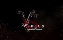 versus-battle-of-the-gladiator-logo