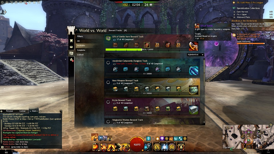 Belly Up To The (Loot) Bar: A Potential New Way Forward For F2P MMOs