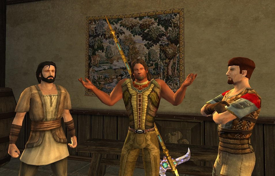 Turbine Hands LOTRO and DDO To New Dev Company; MMOs Will Be Published By Daybreak